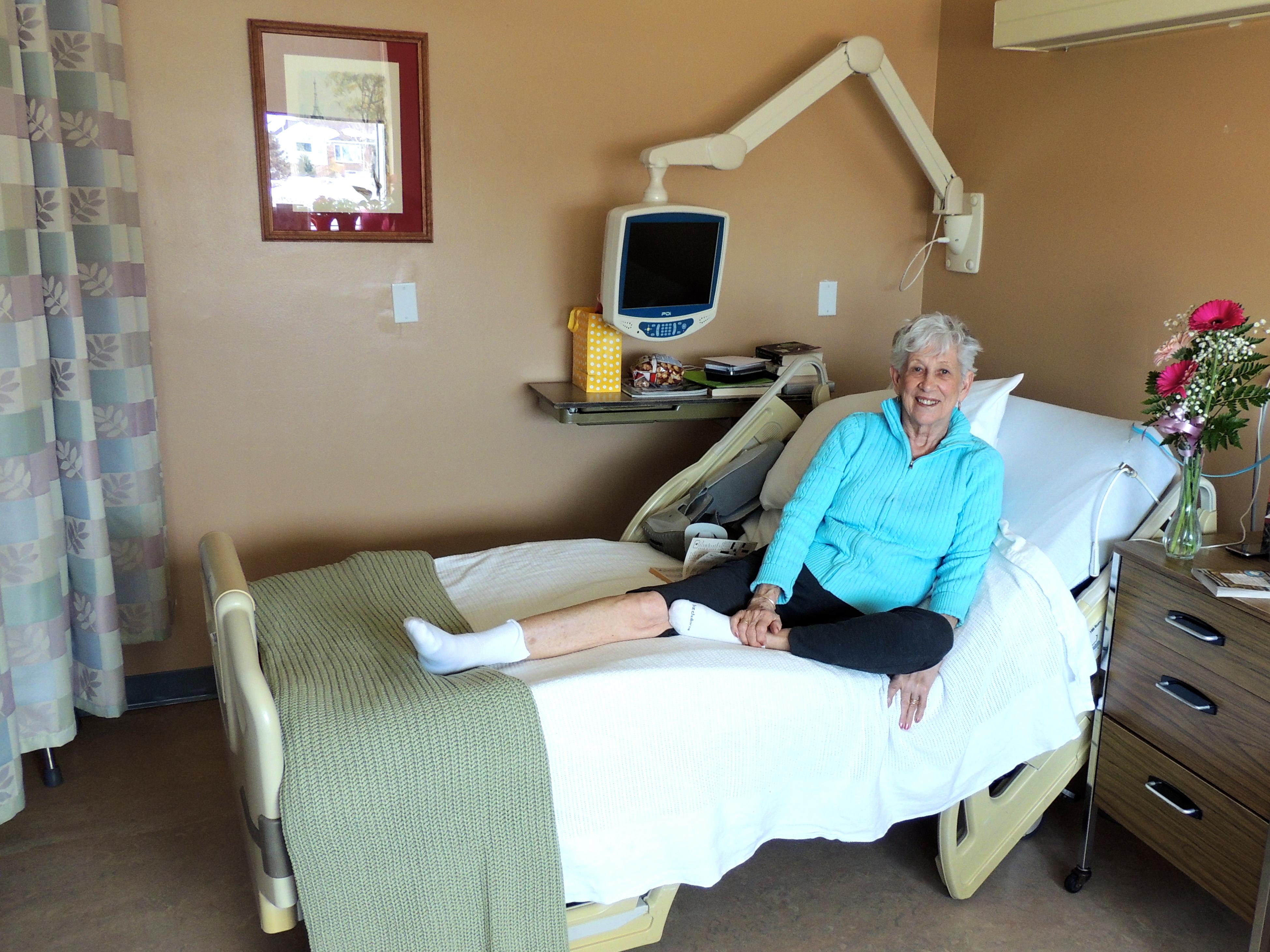 Convalescent Hospital Room